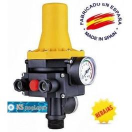 Presscontrol grupo de presión, bomba pozo (Amarillo)