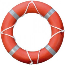 Salvavidas homologado para piscinas