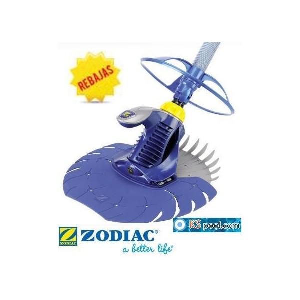Limpiafondos automatico zodiac t5 duo hidraulico piscinas - Limpiafondo piscina automatico ...