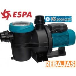 Bomba ESPA SILEN S2 para piscina privada o colectiva  (nuevo modelo).