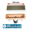 Placa masaje de aire para banco 250mm piscina, spas