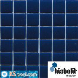 Gresite Hisbalit azul unicolor liso Ason piscinas