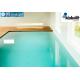 Gresite Hisbalit verde unicolor liso Cubas piscinas