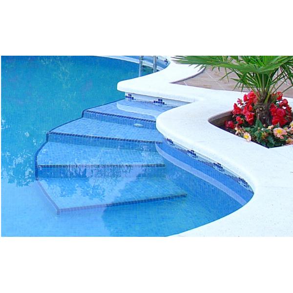 Gresite cenefa fenicia piscinas papel for Cenefas para piscinas
