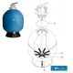Repuestos / recambios filtro ARTIK AKT Kripsol piscina