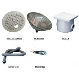 Accesorios para proyectores (focos) piscinas