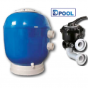 Filtro depuradora piscinas laminado kripsol AK y AKT Artik