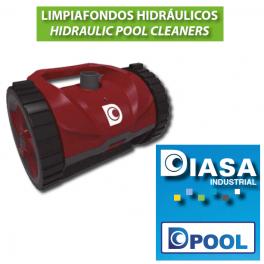 Limpiafondos automatico Hidra Cleaner Dpool piscinas