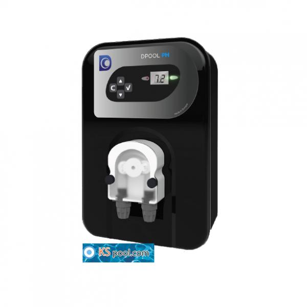 Bomba dosificadora de ph con electrodo for Bomba dosificadora de ph para piscinas