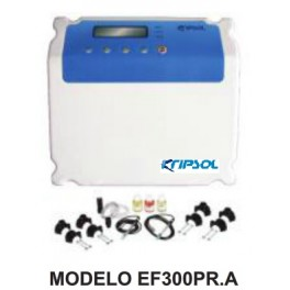 Modulo compacto panel ajuste de ph y redox Kripsol