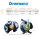 Limpiafondos automatico Aquanaut 250 Hayward piscinas