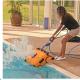 Limpiafondos Dolphin Wave 300 XL para piscinas públicas