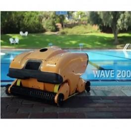 Limpiafondos Dolphin Wave 200 XL, piscinas públicas