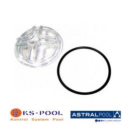Recambio de la tapa y junta torica para bomba Victoria Plus AstralPool 4405010702