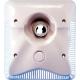 Frontal con pulsador para hidrojet