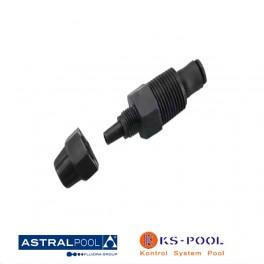 Válvula de inyección dosificación AstralPool