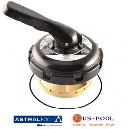 """Recambio distribuidor 1½"""" valvula selectora 00599 AstralPool"""