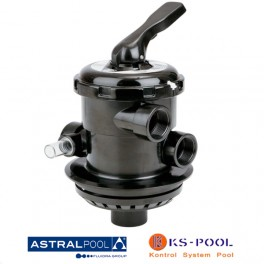 "Valvula selectora top de 1½"" 20565 New Generation AstralPool"
