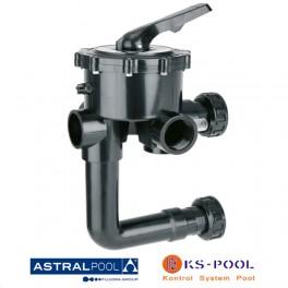 "Valvula selectora lateral de 1½"" 00599 Classic Generation AstralPool"