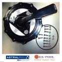 """Recambio distribuidor 2"""" valvula selectora 07444 AstralPool"""