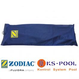 Bolsa de invernaje para guardar tramos de mangueras de limpiafondos Zodiac.