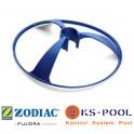 Deflector azul antibloqueo para limpia fondos T5 Zodiac W78076.