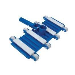 Limpiafondos flexible para limpieza de piscinas