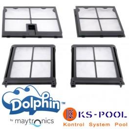 Kit filtros primavera limpiafondos automatico Dolphin Maytronics