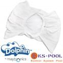 Recambio bolsa filtrante de 50 micras para limpia fondos Dolphin