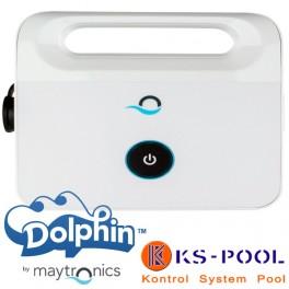 Fuente de alimentación limpia fondos Dolphin Maytronics.