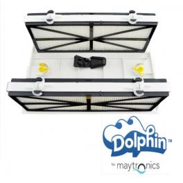 Kit filtros primavera de acceso superior Dolphin Maytronics