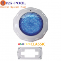 Proyector, foco piscinas extra plano, Led Colores classic