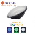 Lampara bombilla wgb proyector / foco con nicho par56 para piscinas