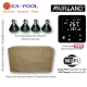 Bomba de calor / frio Fairland Inverter - plus HP Full-inverterTM