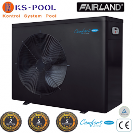 Bomba de calor Fairland inverter hp - plus comfort line HP piscinas
