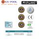 Bomba calor Fairland Inverter plus comercial para piscinas