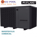 Bomba calor Fairland Inverter plus comercial para piscinas