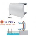 Deshumidificadores empotrar DPE  Polytropic para piscinas