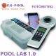 Fotometro analizador electronico Pool LAB 1.0 para piscinas, spas