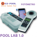 Fotometro analizador electronico Pool LAB 1.0 para piscinas, spas