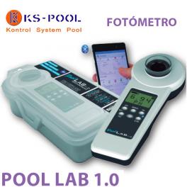 Fotometro analizador electronico Pool LAB 1.0 para piscinas