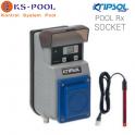 Bomba dosificadora Pool RX Redox Socket AQL Kripsol para piscinas