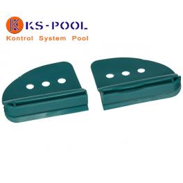Kit aletas de limpiafondo piscina HUG BUG, POOL SHARK, KREEPY KRAULY