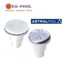 Boquilla soplante aire para spas, piscinas, jacuzzi, astralpool