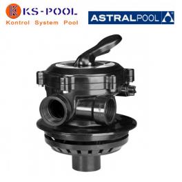 "Valvula selectora top de 1½"" 34546 Flat Top AstralPool"