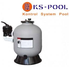 Filtro KSA3 para piscinas domesticas.