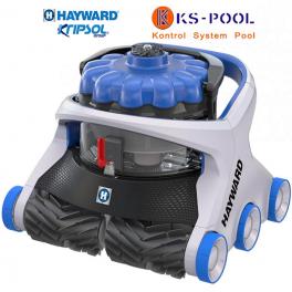 Limpiafondos Hayward AquaVac Series AV650 piscinas,