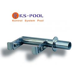 Soporte placa de giro para piscinas olimpicas y de competicion