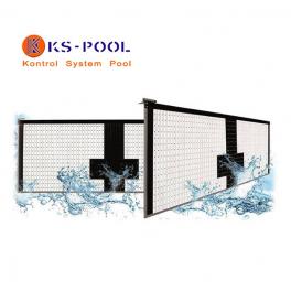 Paneles de toque Touchpad para piscinas olimpicas y de competicion