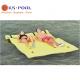 Tapiz Flow de dos personas (180 x 260) para piscinas, lagos, playa.